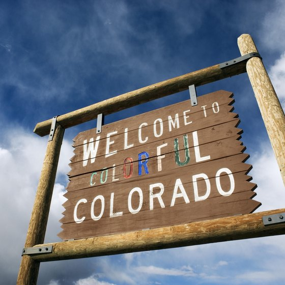 "One of the state's nicknames is ""Colorful Colorado"" for its beautiful scenery."
