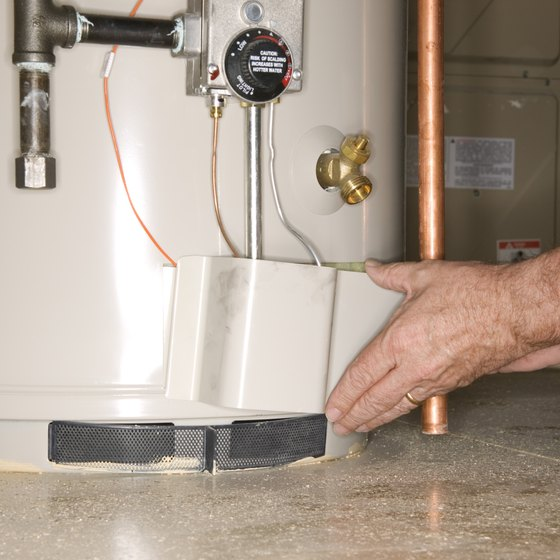 Lowering water heater temperature before leaving is a must.