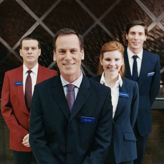 Tips help guests express gratitute to hotel staff for exceptional service.