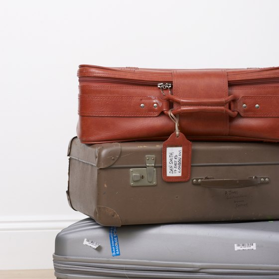 Most standard suitcases fall within the size guidelines, but you should double-check.