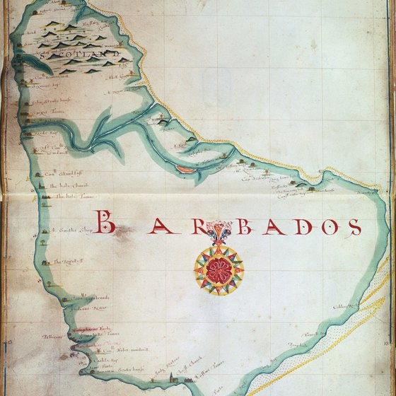 Barbados is part of the Caribbean Windward Isles.