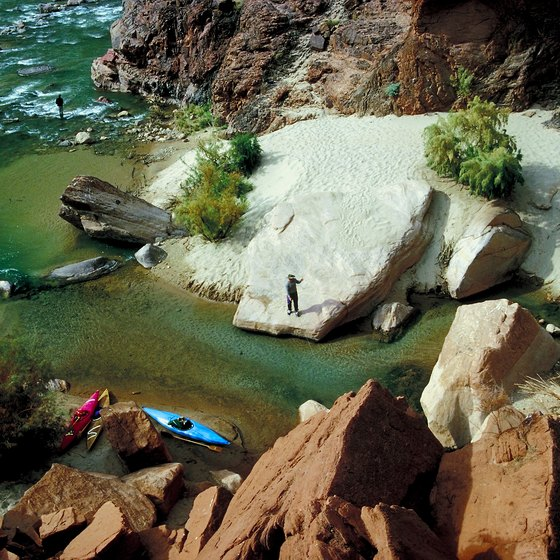 Obtaining a permit to raft in the Grand Canyon is not easy.