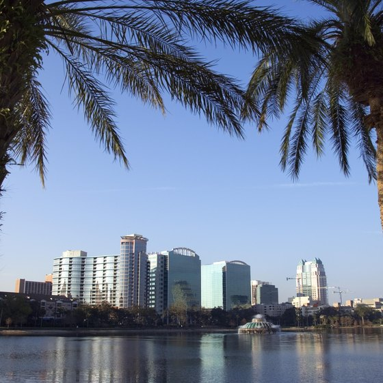 Orlando can be a fun destination for a weekend getaway.