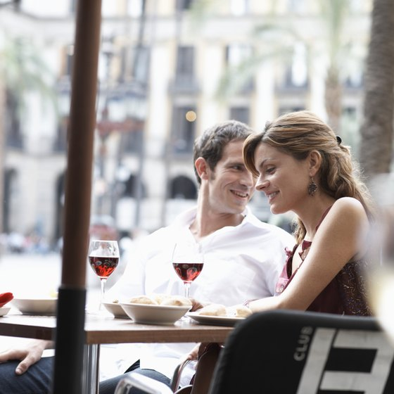 The numerous cafes with outdoor seating in Placa Reial are prime pickpocket territory.