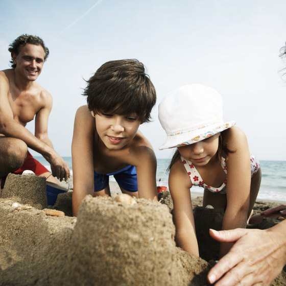 Westchester County has several family-friendly beaches.