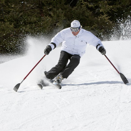 The Ohio area boasts an abundance of affordable and elegant ski resorts.