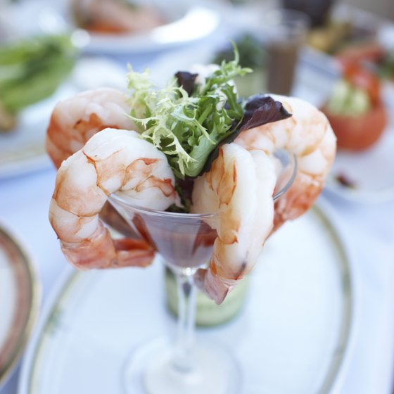 Fresh Seafood From The Atlantic Ocean Is Put To Good Use On Menus At