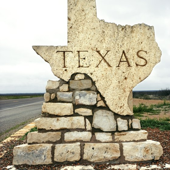 Texas isn't all tumbleweeds, flatland and freeways. Get off the interstates to see some great scenery.