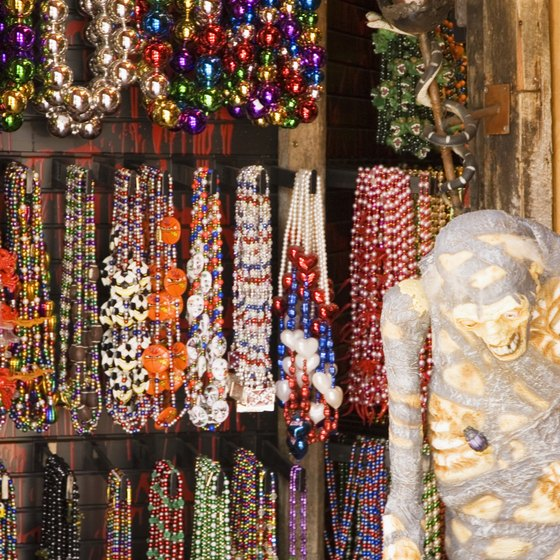 It's better to earn your beads than to buy them.
