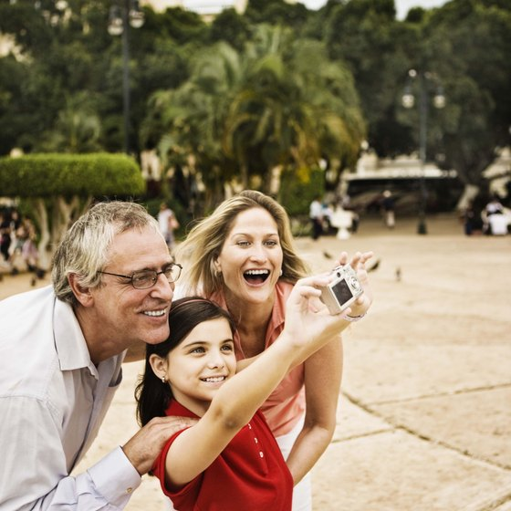 Mexico's rich history combined with incredible natural surroundings makes it an ideal family vacation destination.