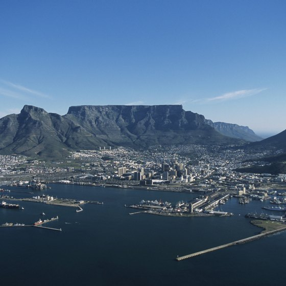 Table Mountain National Park is a wonderful destination in Cape Town, South Africa.