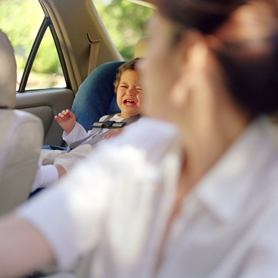 Keep driving time to a minimum so you can focus on fun with your two-year-old.
