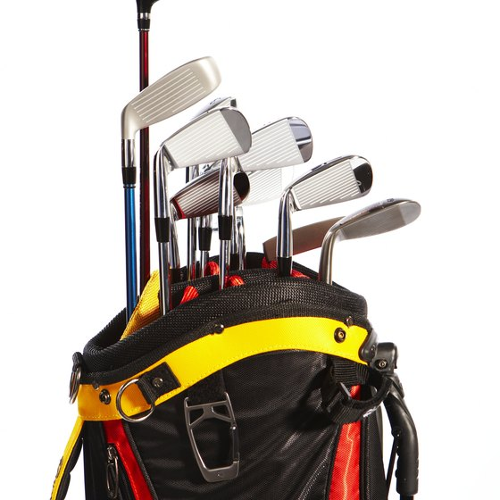 Don't forget your golf clubs when packing for the Woodlands.