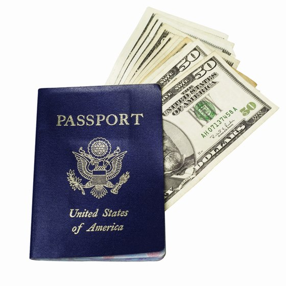 Most international destinations require a valid U.S. passport.