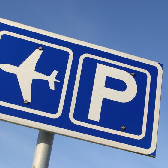 Midway Airport offers three parking lots.