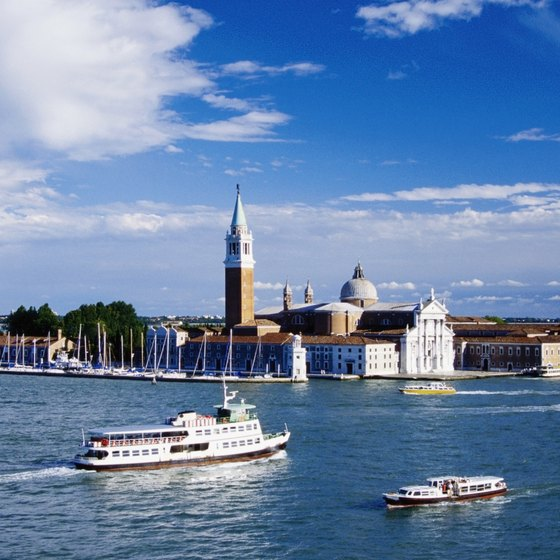Set sail on a cruise liner that embarks from Italy, Spain, Norway or some other European destination.