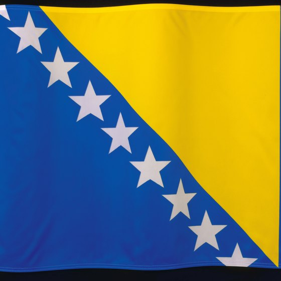 Bosnia and Herzegovina declared independence from Yugoslavia in 1991.