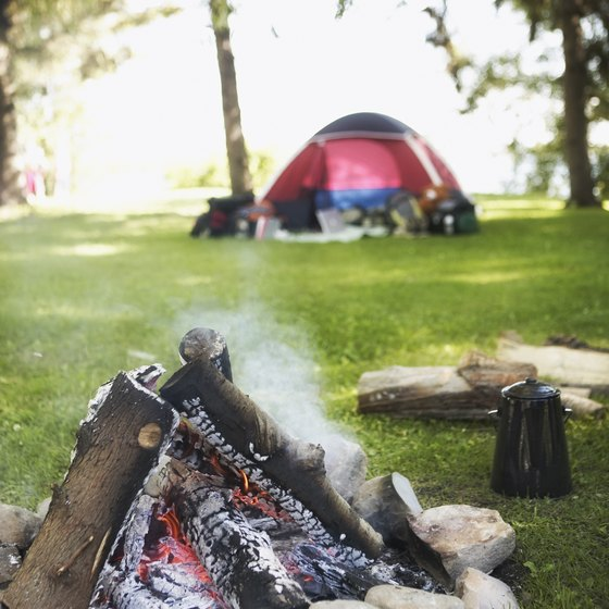 Ontario has campgrounds for experienced and rookie campers alike.