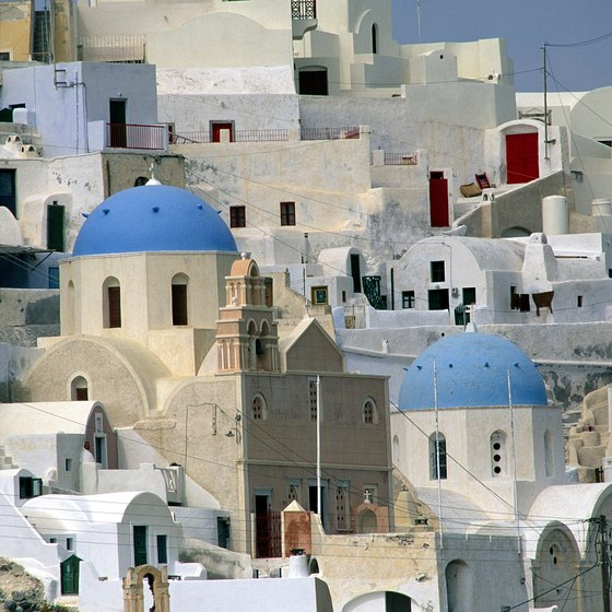 Bring your camera to capture Greece's sights.