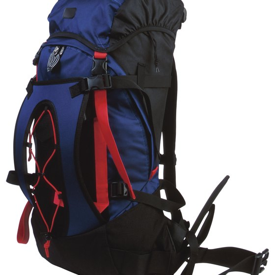 A properly fitting backpack is essential to your hike.