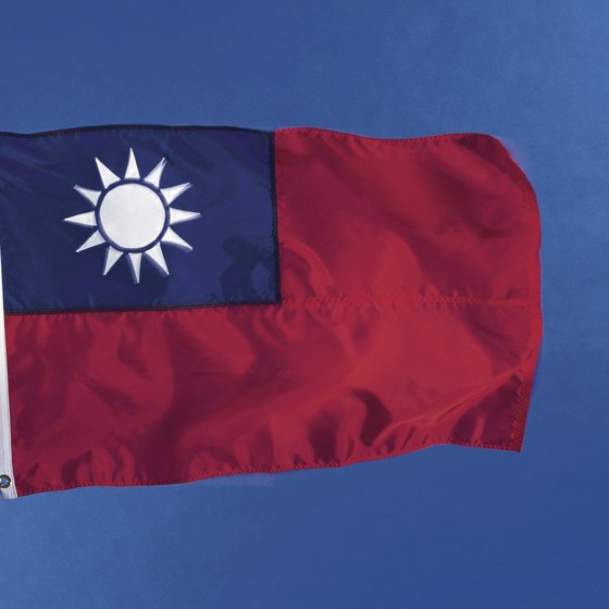 Taiwan claimed its independence from mainland China in 1949.