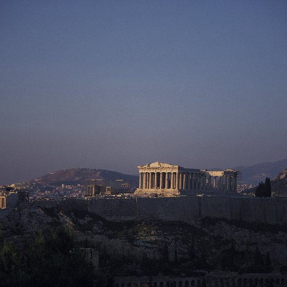 The Acropolis and Parthenon symbolize Athens the world over.