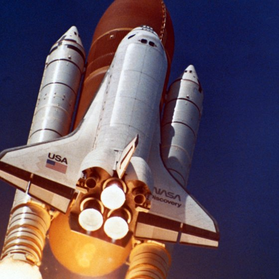 Until the closure of the program, Space Shuttle launches filled every campsite in the Melbourne area.