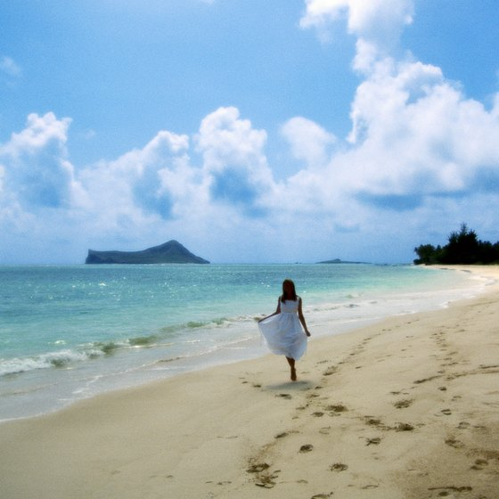 Sometimes you simply want a Hawaiian beach to yourself.