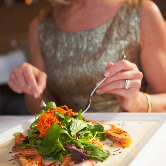 Restaurants in Palm Coast, Florida, offer a variety of cuisines.