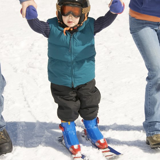 Learn to ski in Winterberg.
