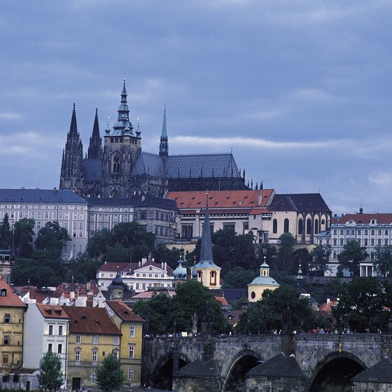 See Prague on the cheap by visiting in the wintertime.