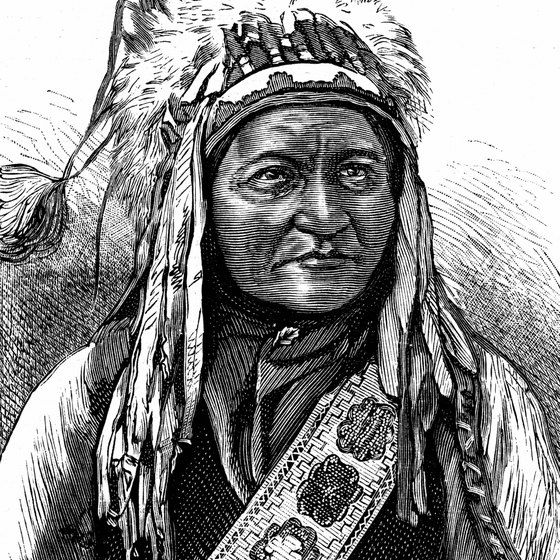 The murder of Sitting Bull helped lead to the massacre at Sitting Bull, South Dakota.