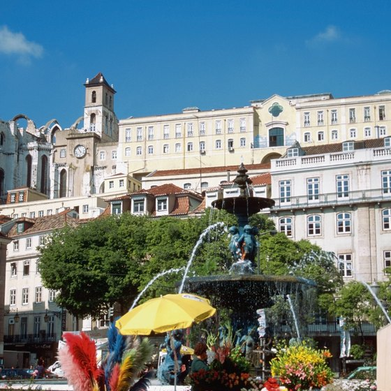 Visit historic Lisbon on an all-inclusive travel tour to Portugal.