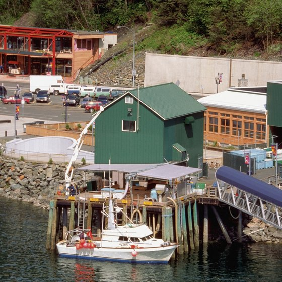 Fishing and cruises are popular attractions in Juneau.