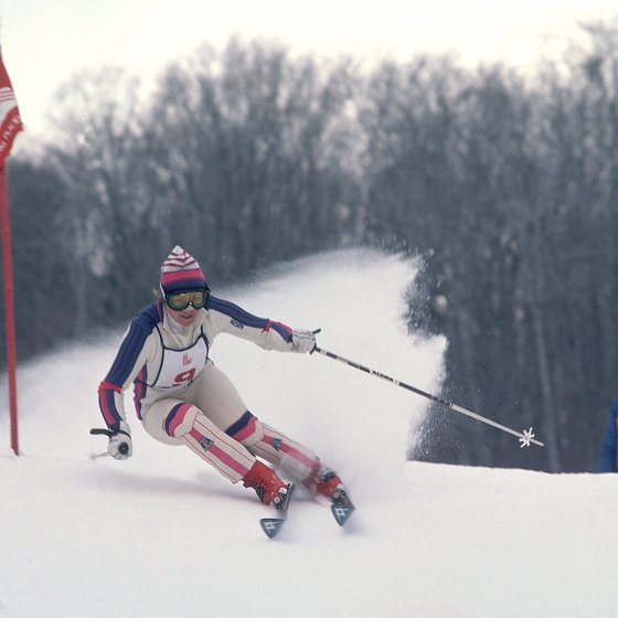 Liechtenstein's prominent citizens include Hanni Wenzel, Olympic gold medalist in 1980. (Ref. 1)