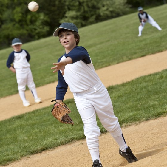 Kids in Amityville can join all types of sports leagues.