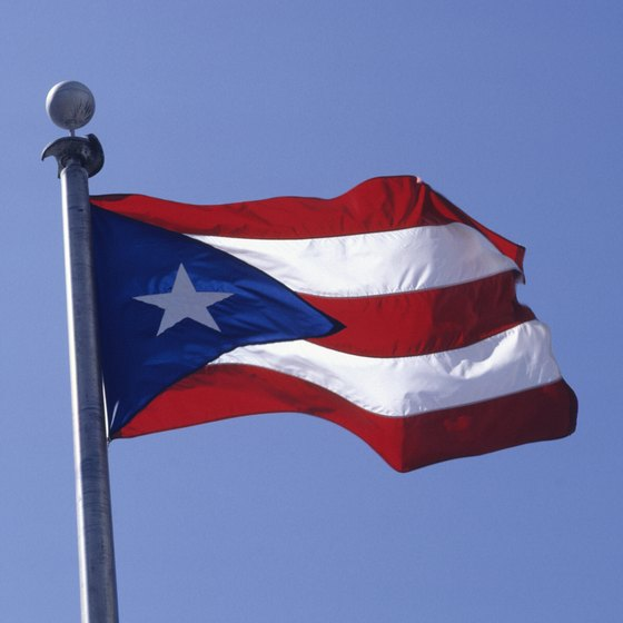 The U.S. commonwealth of Puerto Rico is less than 1,000 miles from several cities in Florida.