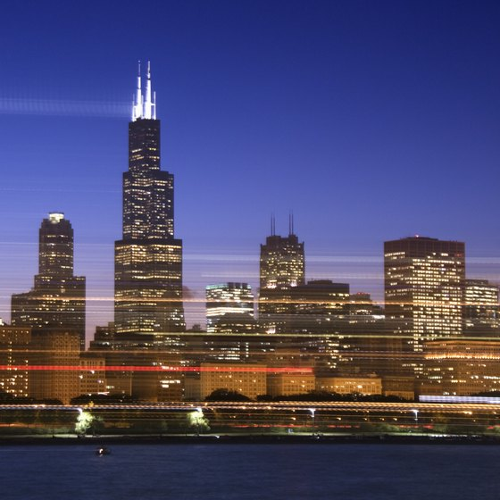 Chicago is Illinois' largest city.