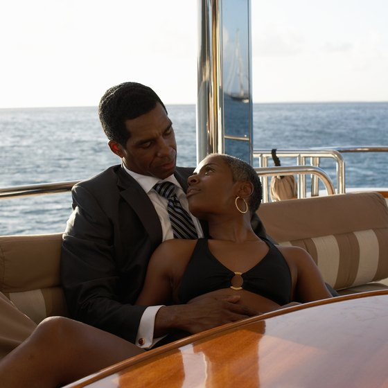 Explore the Caribbean on an intimate, romantic cruise.