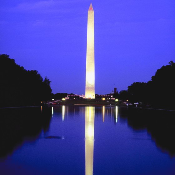 Washington, D.C., can be a location to enjoy an evening of elegance and entertainment.