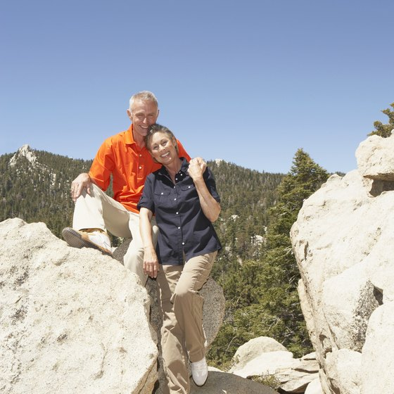 Discover Riverside County's San Jacinto Mountains.