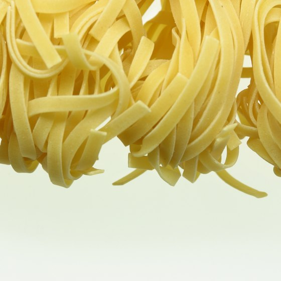 Homemade pasta is available at Five Towns, New York, Italian restaurants.
