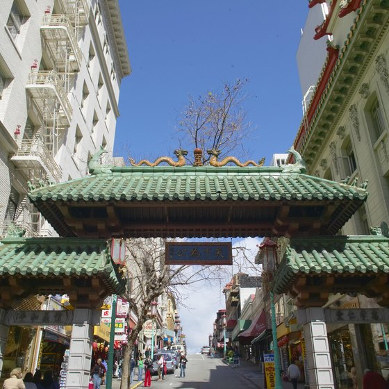 San Francisco's Chinatown is the country's oldest and is a great place to visit with kids.