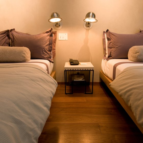 What Is A Standard Double Room In A Hotel?