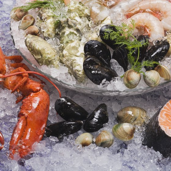 To help the planet, try eating sustainably harvested seafood.