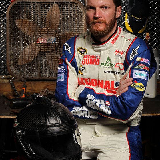 Mooresville is home to Dale Earnhardt, Jr.'s shop, JR Nation.
