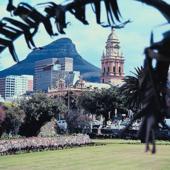Cape Town is a family-friendly city.