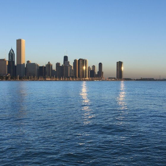 Chicago's location on Lake Michigan provides miles of beachfront for you and your family to enjoy.