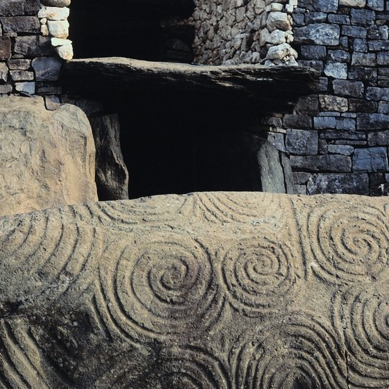 The ancient tomb of Newgrange is among Ireland's most famous landmarks.