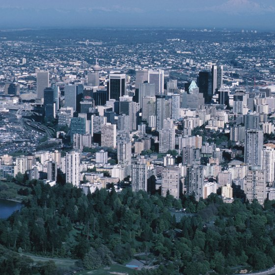 Vancouver offers a diverse range of attractions.